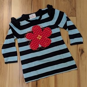 Hanna Andersson sweater - size 2T (80)